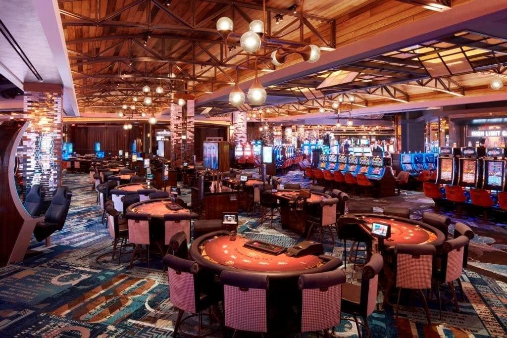 MGM Springfield casino