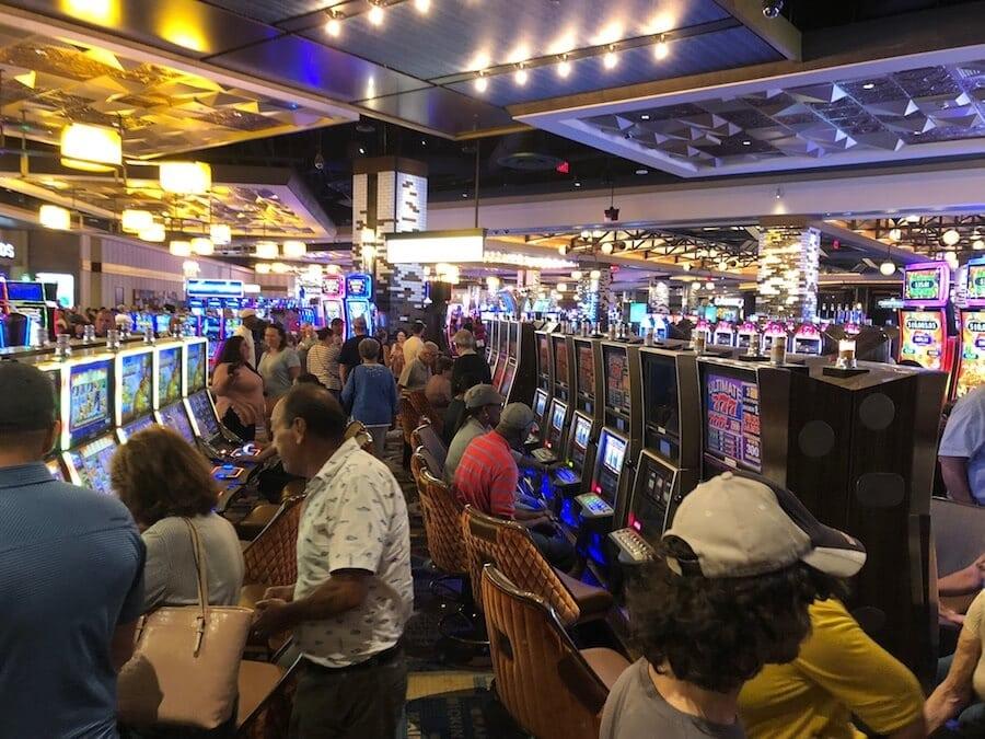 Mgm Springfield Slot Machine
